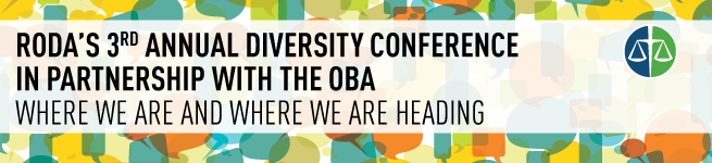 RODA's 3rd Annual Diversity Conference