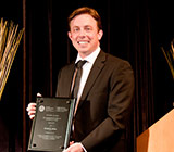 Brock B. Jones, OBA Heather McArthur Memorial Young Lawyers' Award