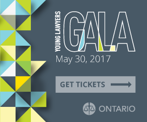 Young Lawyers Gala May 30, 2017 Get Tickets
