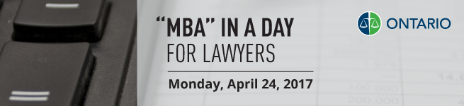 Title Banner - MBA in a Day