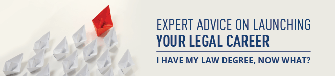 Expert Advice on Launching Your Legal Career