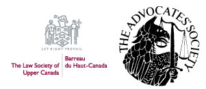 Law Society of Upper Canada and The Adovacates Society