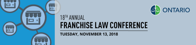 18th Annual Franchise Law Conference