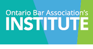 REGISTER FOR OBA'S INSTITUTE