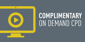 Complimentary On Demand CPD