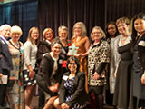2015 Award of Excellence in the Promotion of Women's Equality