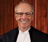 From YLD Chair to Chief Justice: The Hon. George Strathy