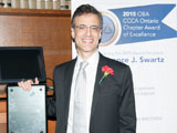 2015 CCCA Ontario Chapter Award of Excellence