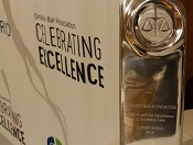 2018 OBA AWARD FOR EXCELLENCE IN INSURANCE LAW