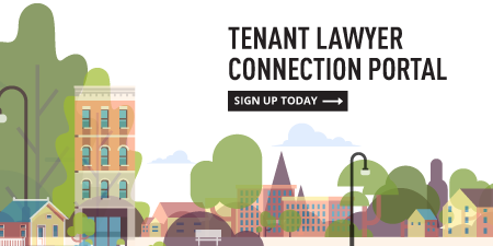 Tenant Lawyer Connection Portal Sign Up Today