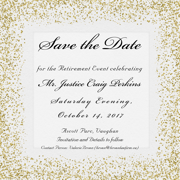 oba org save the date retirement dinner for mr justice craig