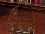 OBA Murray Klein Award for Excellence in Insolvency Law 2014