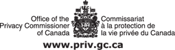 Office of the Privacy Commissioner of Canada